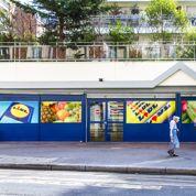 Lidl reconstruit ses magasins pour se relancer