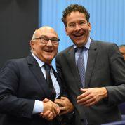 Michel Sapin, le budget et le «jeu de rôle» avec Bruxelles