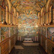 La Chapelle Sixtine : «Nouvelle respiration, nouvelle lumière»