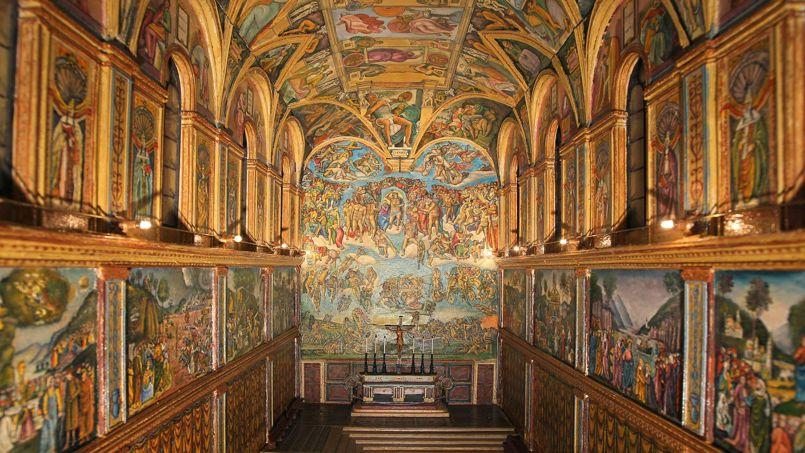 Extrêmement La Chapelle Sixtine : «Une nouvelle respiration, une nouvelle lumière» KI89
