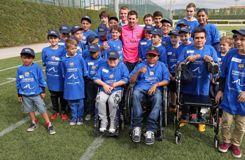Le rêve de 30 enfants malades réalisé par Lionel Messi