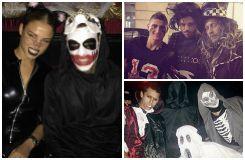 Les joueurs du PSG ont fêté Halloween