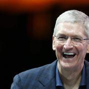 «Fier d'être gay», le PDG d'Apple fait son coming out