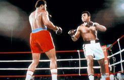 On a volé le ring du «combat du siècle» entre Ali et Foreman