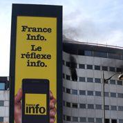 Un incendie rapidement éteint perturbe les programmes de Radio France