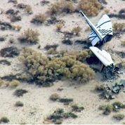Un pilote meurt dans le crash du vaisseau spatial de Virgin Galactic