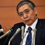 La Banque du Japon ressort son «bazooka» monétaire
