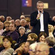 Pour Bruno Le Maire, le début de campagne de Nicolas Sarkozy «est un flop»