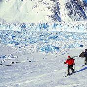 Au Groenland, une expédition de 180 km dans les glaces