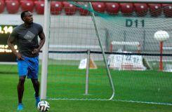 Usain Bolt appelé en sélection jamaïcaine de football ?