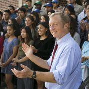 Tom Steyer, «milliardaire vert» et donateur démocrate
