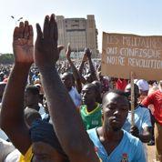 L'armée veut s'imposer face à la rue au Burkina Faso