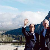 François Hollande à la conquête de l'Ouest canadien