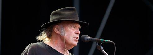 Neil Young ne tient pas la corde