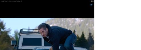 Fast and Furious 7 : le premier trailer explosif !