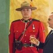 Les déclarations pro-pétrole de Hollande au Canada agacent