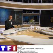 François Hollande sera face à quatre Français jeudi soir sur TF1