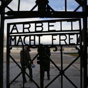 Le vol du portail de Dachau traumatise l'Allemagne