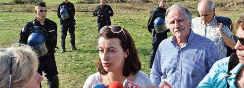 Barrage de Sivens : la tension monte entre les écologistes et les socialistes