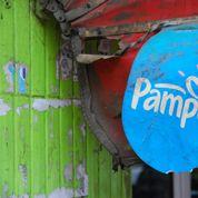 Procter & Gamble banni des rayons en Argentine