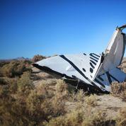 Crash de SpaceShipTwo : la piste de l'erreur de pilotage privilégiée