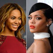 Beyoncé prépare un album surprise avec Rihanna