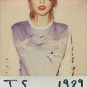 Taylor Swift : 1989 vendu à 1,3 million d'exemplaires