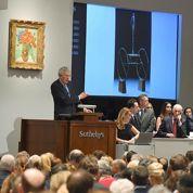 Giacometti assure le succès de Sotheby's à New York
