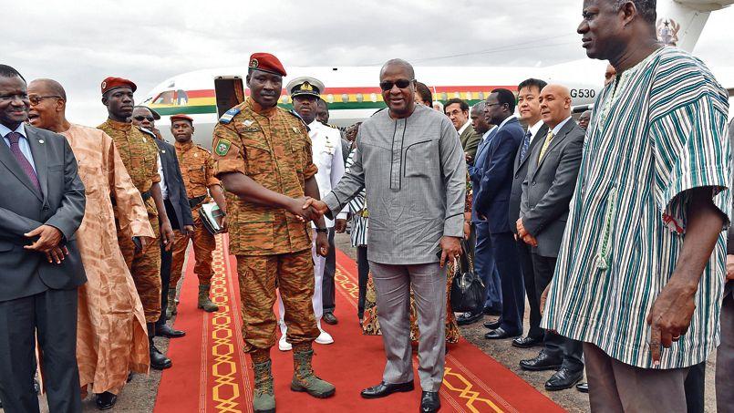 Burkina Faso : des élections d'ici à novembre 2015