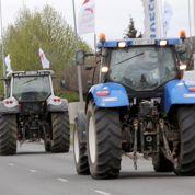 Les agriculteurs mènent des actions chocs à travers la France