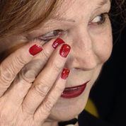 Lydie Salvayre, des pleurs pour un Goncourt inattendu
