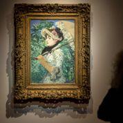 Le Printemps de Manet, un achat muséal du Getty