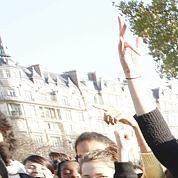 Des lycées perturbés à Paris pour protester contre la violence policière