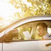 En Suède, conduire sans tenir son volant est désormais possible