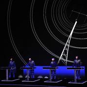 Kraftwerk, l'usine à tubes à la Fondation Vuitton