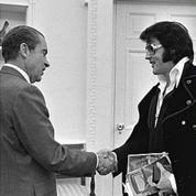 Elvis Presley: un film sur sa rencontre historique avec Nixon