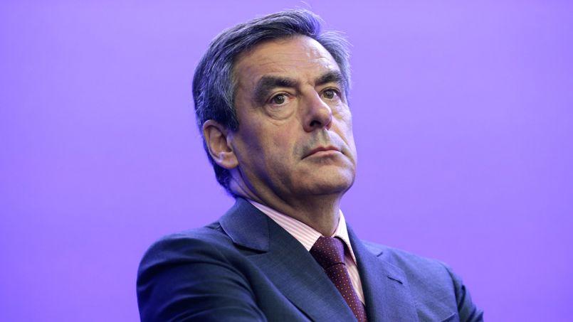 François Fillon le 8 juillet à Paris.