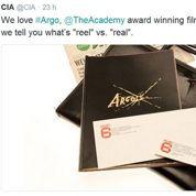 Argo : la CIA donne sa version des faits sur Twitter