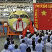 Aéronautique : la Chine veut concevoir un long-courrier