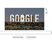 Chute du mur de Berlin : Google célèbre aussi les 25 ans