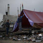 À Gaza, le chantier de la reconstruction est en panne