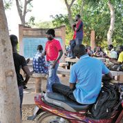 Au Burkina, la jeunesse rêve d'un nouveau Sankara