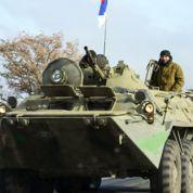 Une escalade militaire se profile en Ukraine