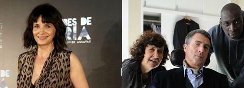 Juliette Binoche : «Je trouve le film Intouchables bête»