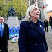 Marine Le Pen dénonce les «relations troubles» entre l'UMP, le PS et les médias
