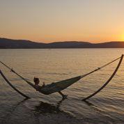 Farniente et soleil en Grèce