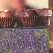Un city guide qui sent le chocolat et des odeurs inattendues