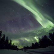 Laponie, terre d'aurores boréales