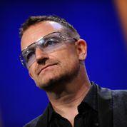 Bono évite de peu le crash de son avion