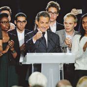 La bonne semaine de Nicolas Sarkozy